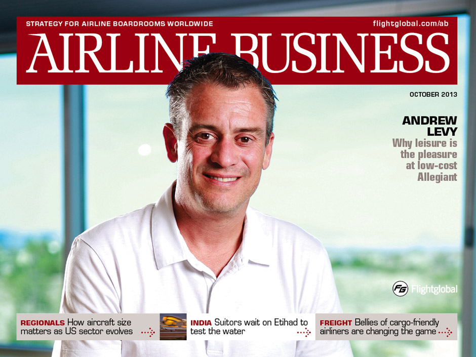 Airline Business October 2013