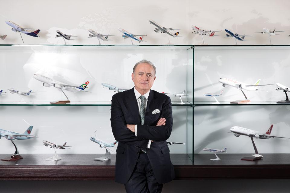 Calin Rovinescu - Air Canada