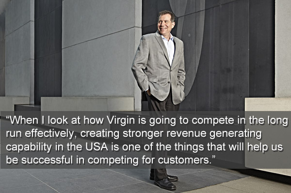 Craig Kreeger, Virgin Atlantic
