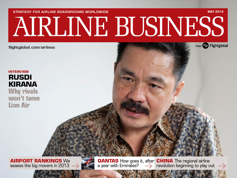 Airline Business May 2014
