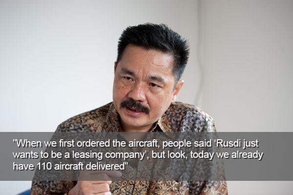 Rusdi Kirana - Lion Air