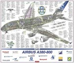 Buy Airbus A380 prints from the Flightglobal image store