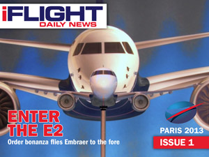 Paris iFlight day 1