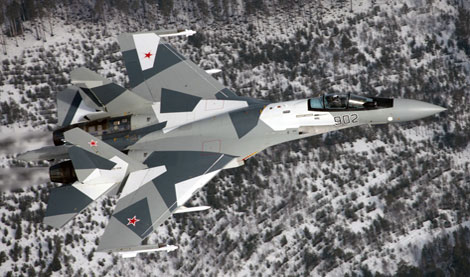 Sukhoi Su-35