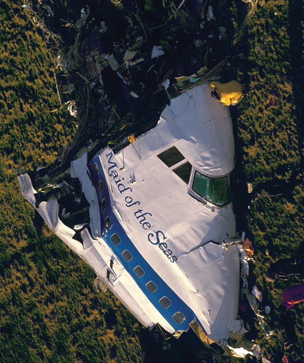 Lockerbie priortised explosives detection