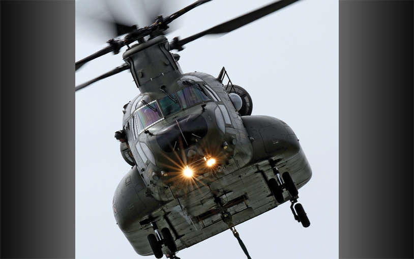 RAF Boeing Chinook HC3 ZH899