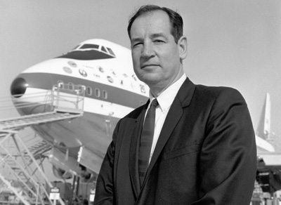 Joe Sutter & the first 747