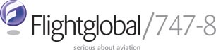 Flightglobal logo.