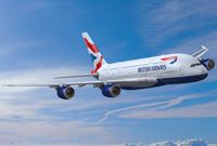 British Airways A380