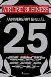 Airline Business 25th anniversary issue