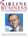 Airline Business Issue 1 cover