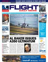 Flight Daily News cover
