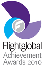 Flightglobal Achievement Awards 2010 logo